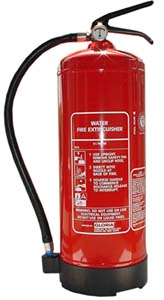 W9 Water Fire Extinguisher