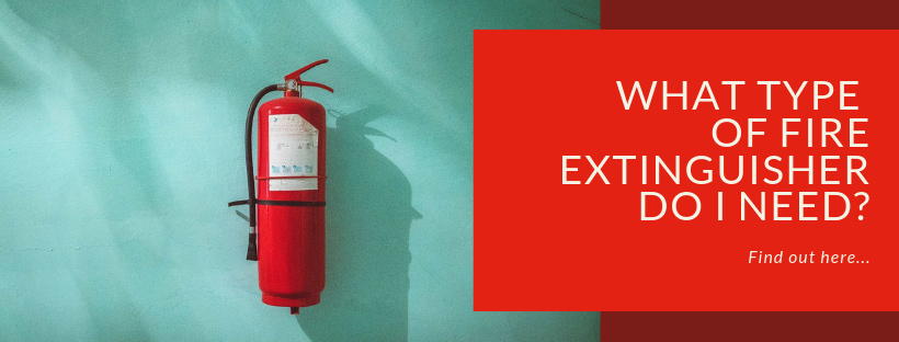 What Type of Fire Extinguisher Do I Need? | Red Box Fire Control
