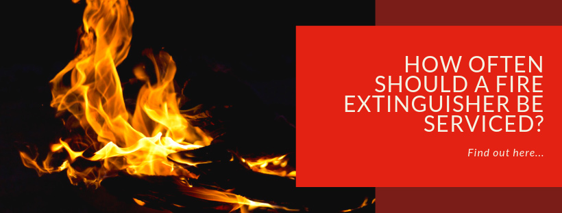 How Often Should A Fire Extinguisher Be Serviced? | Red Box Fire Control