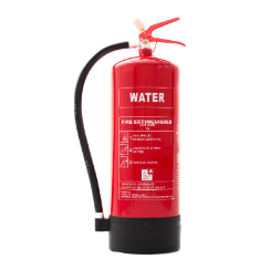 9 Litre Water Extinguisher | Red Box Fire Control