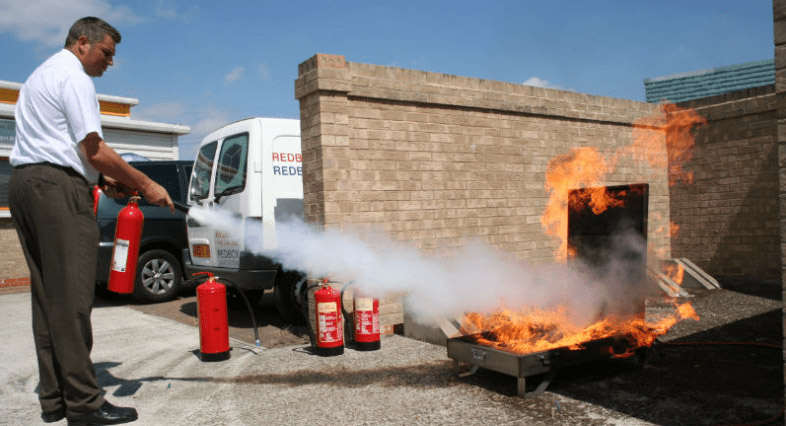 Fire Extinguisher Training Live