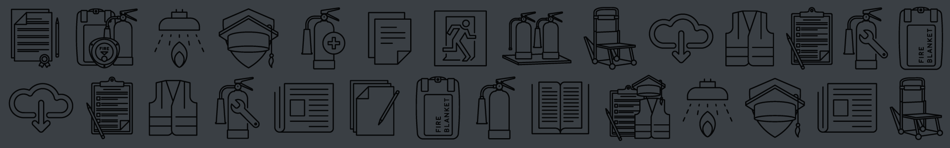 Event Fire Extinguisher Hire | Red Box Fire Control
