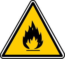 Warning Signs - Red Box Fire Control